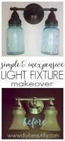 best 25 light fixture makeover ideas on pinterest diy bathroom