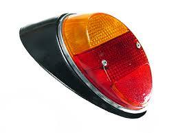 tail light lens assembly vw bug tail light lenses assemblies 1962 1967 vw parts jbugs com