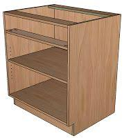 Kitchen Cabinets Base How To Build A Base Cabinet Might Be More Cost Effective To