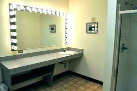 bathroom mirror with lights countertop makeup mirrors with light makeup mirror led makeup mirror