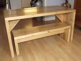 Benches For Dining Room Tables 24 Best Bench For Dining Table Images On Pinterest Bench Plans