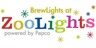 Washington Dc Zoo Lights Brewlights At Zoolights Smithsonian U0027s National Zoo