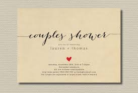 couples wedding shower invitation wording his hers s wedding shower invitation chalkboard