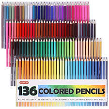 special pencils for drawing shuttle 136 colored pencils soft color