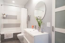 Grey And White Bathroom Tile Ideas Miraculous Grey And White Bathroom On 17 Classic Gray Bathrooms