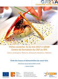 greta cuisine greta tourisme hôtellerie le site de la garde ouvre ses portes