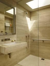 Beige Bathroom Ideas Bathroom Fantastic Beige Bathroom Designs With Glass Shower Cabin