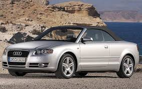 audi a4 2007 convertible 2007 audi a4 vin wauaf48h67k018325