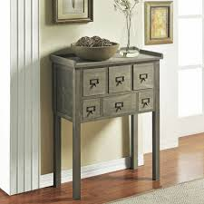 Corner Tables For Hallway Top Accent Table With Storage Accent Furniture Storage Small