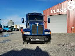 kenworth sleeper trucks 1996 kenworth t600b sleeper truck for sale 958 970 miles