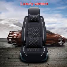 honda crv seat covers 2013 aliexpress com buy 2 front high quality leather universal car