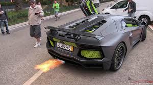 hamann lamborghini aventador lamborghini aventador lp760 4 hamann nervudo flames driving in
