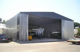 capannone in pvc usato magazzino hangar indipendente modulare capannoni in pvc