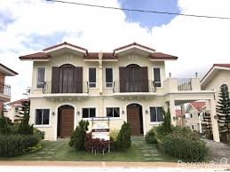 3 Bedroom Duplex 3 Bedroom Duplex House For Sale In Pook Silang Philippines For