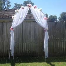 wedding arches brisbane wedding arch for hire miscellaneous goods gumtree australia