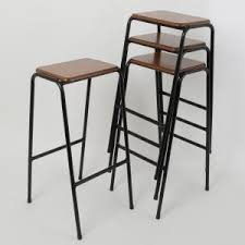 uk bar stools the trainspotters stacking bar stool trainspotters