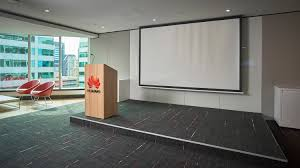 huawei training room inone projects