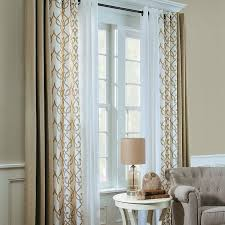 Sears Drapery Panels Maybe Double Curtains Living Room Possibilities Pinterest