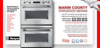 Toaster Oven Repair Ge Service Ge Profile Oven Repair Serving Sausalito Mill Valley