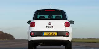 fiat 500l mpw review carwow