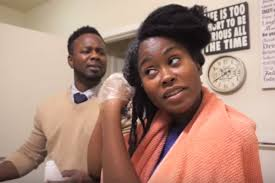 husbands permed hair husband s shocking reaction to his wife perming her natural hair