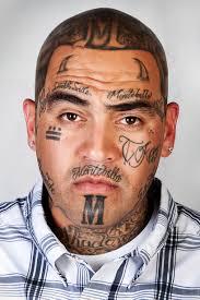 steven burton digitally deletes the tattoos of ex gang members