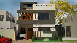 marla house front design gharplans pk ashfaq pinterest home outer