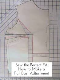 using sewing measurements for great fitting garments