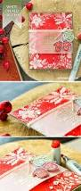 seeing red christmas is coming sarah gough www thinkingstamps
