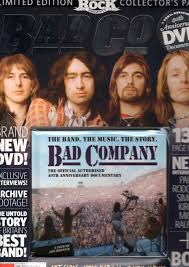 Bad Company Band Classic Rock Bad Company Limited Edition Collector U0027s Pack Future