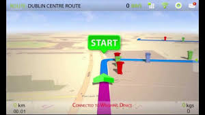 Truck Route Maps Garbage Truck Route Navigation U0026 Bin Weighing Youtube