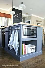kitchen microwave ideas microwave placement ideas frann co
