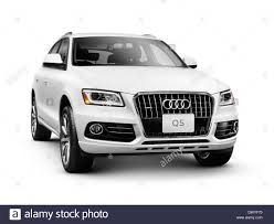 Audi Q5 Suv - 2014 audi q5 tdi quattro suv isolated car on white background