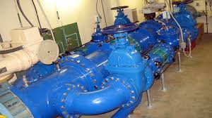 norrish water treatment plant and bell road valve chamber opus us
