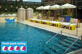 how to crash nyc u0027s fanciest pools new york post