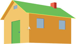 house to draw raise the roof in 15 steps of perspective drawing