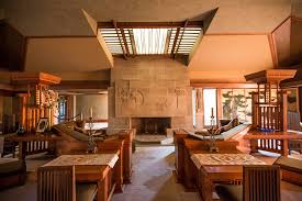 frank lloyd wright home interiors a tour through frank lloyd wright s la house restored