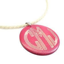 monogramed jewelry monogram wood jewelry monogram jewelry be monogrammed