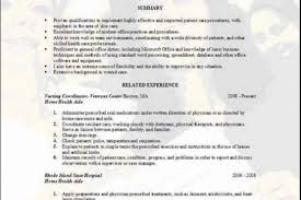 Health Care Assistant Resume Awesome Home Care Aide Resume Sample Contemporary Simple Resume