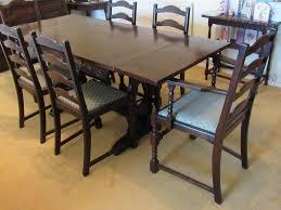jaycee lyre end drawleaf table in stoke bishop bristol gumtree