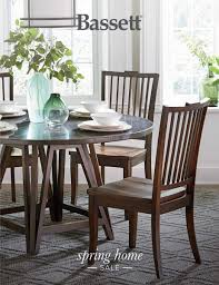 Bassett Dining Room Set by Bassett Furniture