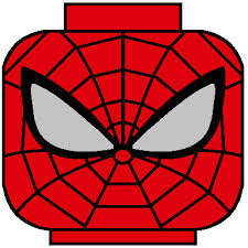 lego superior spiderman head decal zaioshima123 flickr