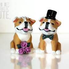 bulldog cake topper best sculpture wedding cake toppers products on wanelo