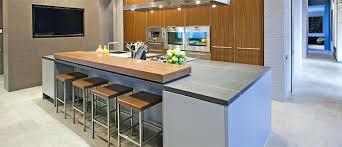 hauteur d un bar de cuisine hauteur table bar cuisine la hauteur idacale du plan de travail de