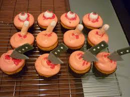 eileen u0027s cupcake creations gruesome halloween cupcakes