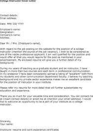sample adjunct professor cover letter adjunct professor cover