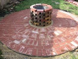 Brick Firepit Brick For Pit Brick Pit Kit Uk International Place