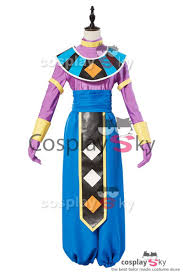 dragon ball god of destruction beerus cosplay costume cosplaysky com
