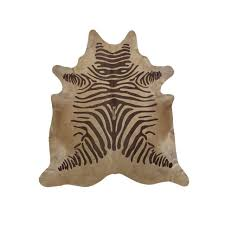 Animal Skin Rugs For Sale Decoration Overstock Zebra Rug Brown White Rug Antelope Skin Rug