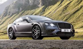 bentley front 2017 bentley continental gt supersports revealed performancedrive